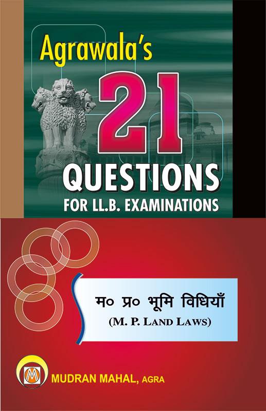 Madhya Pradesh Land Laws