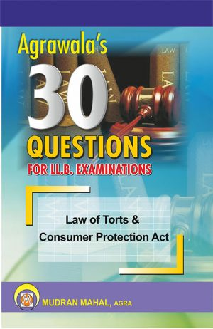 Law of Torts & Consumer Protection Act