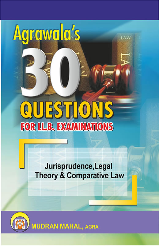 Jurisprudence,Legal Theory & Comparative Law
