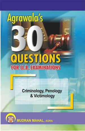 Criminology, Penology & Victimology