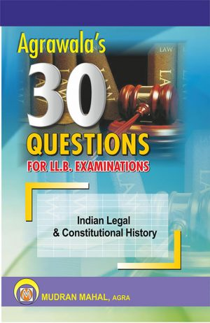 Indian Legal & Constitutional History