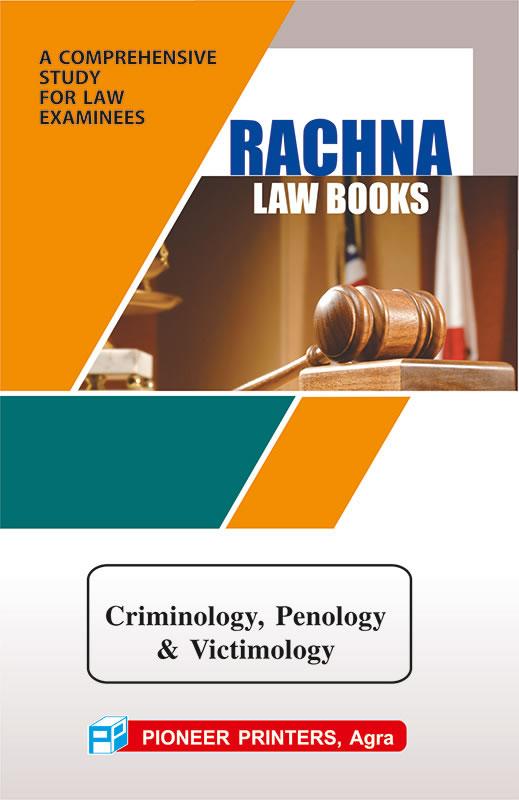Criminology , Penology & Victimology