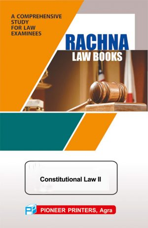 Constitutional Law II