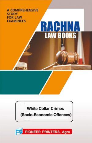 White Collar CrimesSocio-Economic Offences